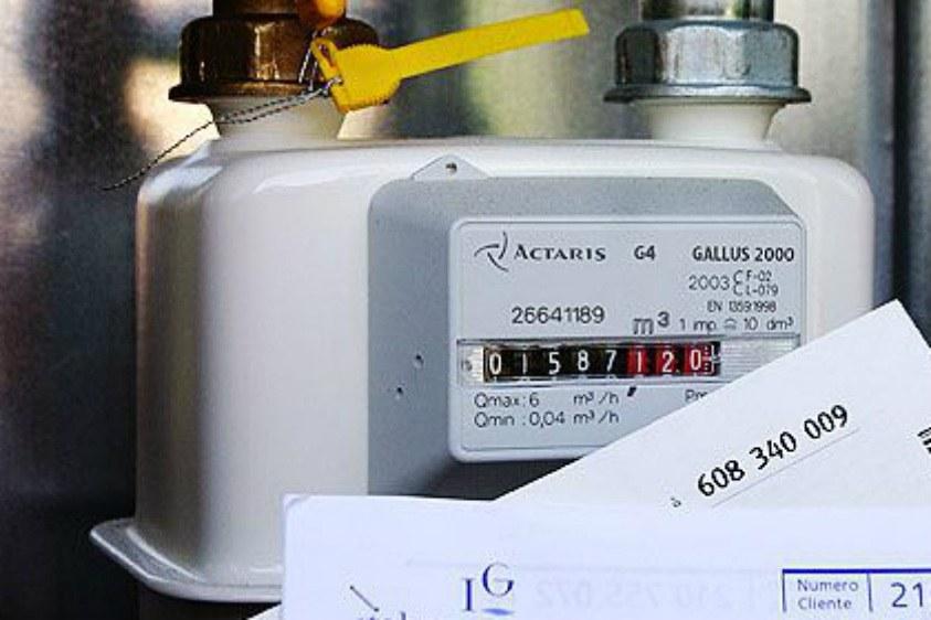 I vecchi inquilini erano morosi ed eni rifiuta allaccio - Contatore gas in casa ...