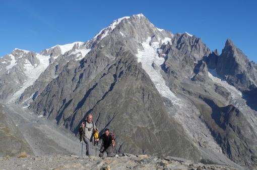 MONTAGNA VDA: L'anello del Mont Fortin - Courmayeur