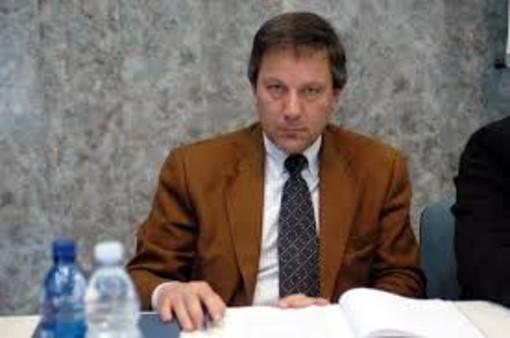 Giulio Grosjacques, sindco di Brusson