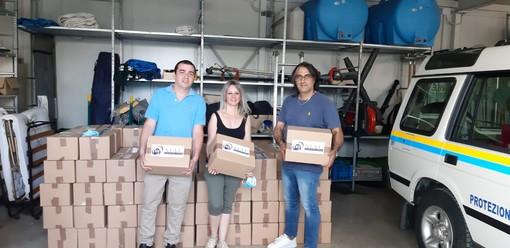 Il dono, e il grazie, di AIAC: «La raccolta fondi ci ha reso una grande famiglia»