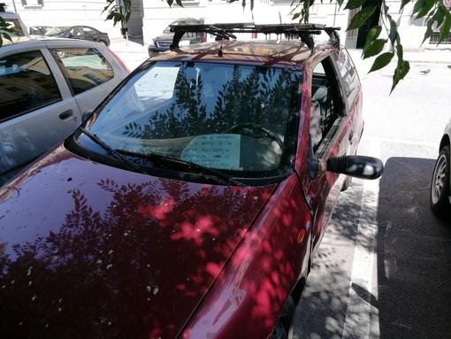 Aosta: Al via 'operazione rimozione' dei veicoli abbandonati in città