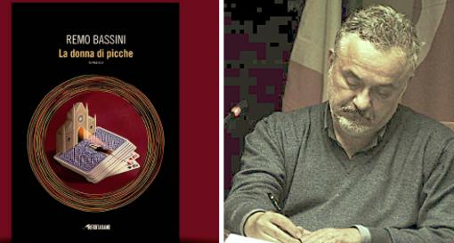 """""""La donna di picche"""", il nuovo giallo di Remo Bassini"""