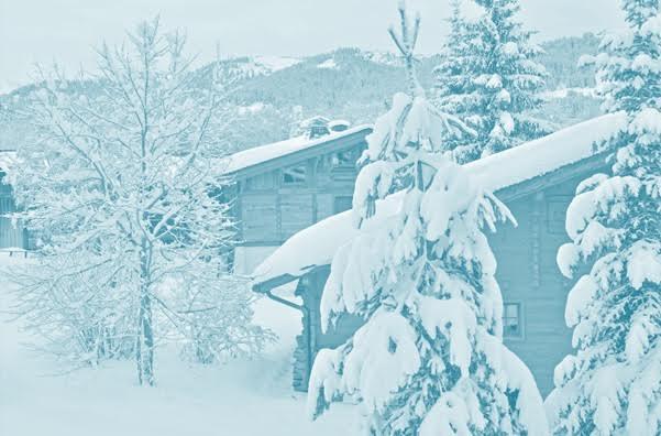 Foto di case in montagna camera da letto in montagna with for Piani di casa di montagna con cantina