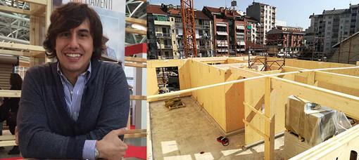 Una tecnologia sostenibile che guarda al futuro delle case di legno. Parola di Proklima.House VIDEO