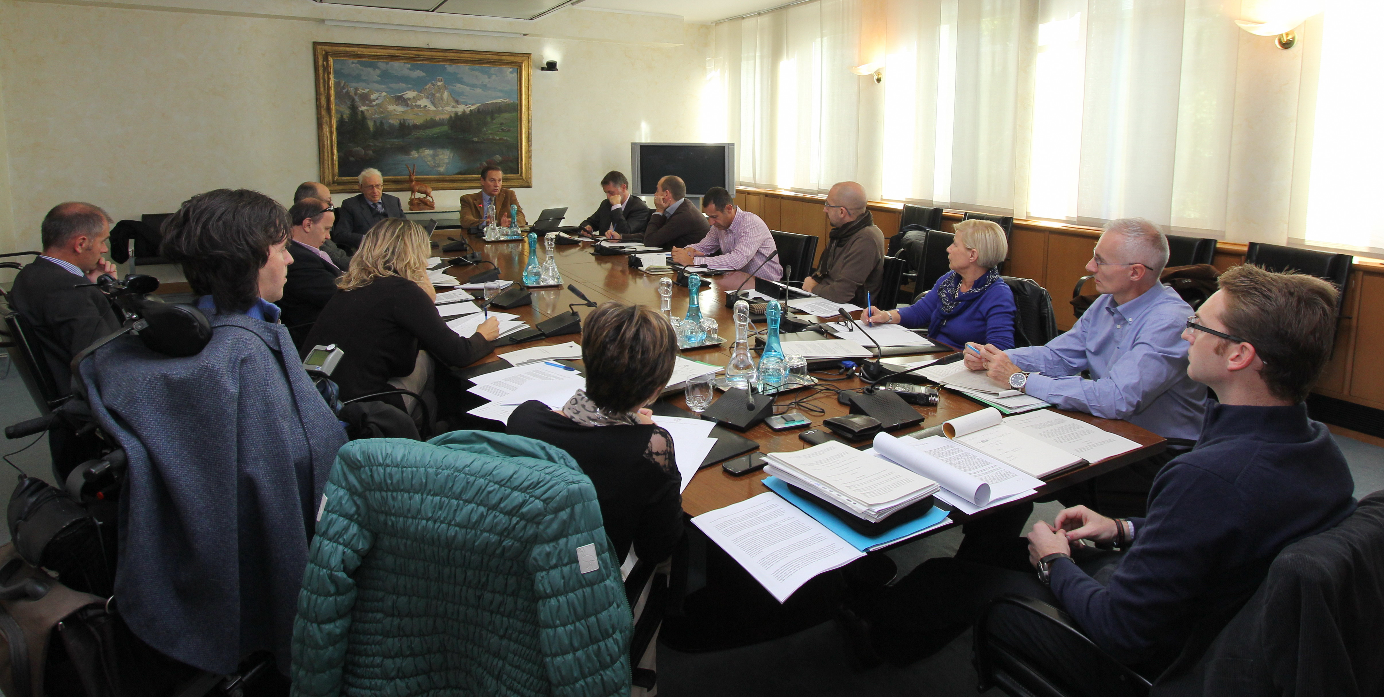 Ultime Notizie: RIFORME: Verso abolizione Commissione regionale di Coordinamento