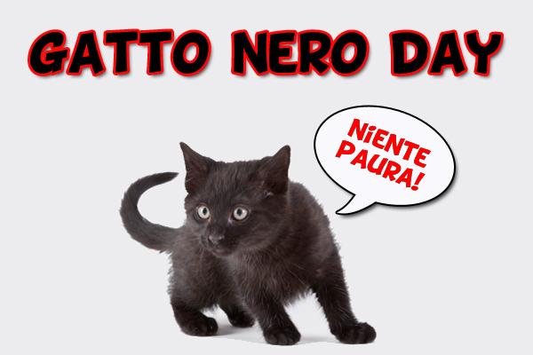 Domani è Il Gatto Nero Day Valledaostaglocalit