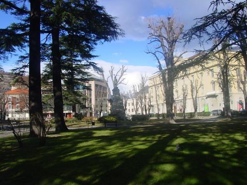 I giardini di via Conseil des Commis