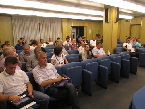 Un'assemblea del Cpel (immagine d'archivio)