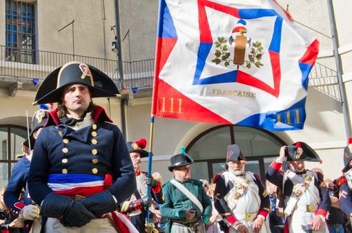 Napoleone Bonaparte torna a far guerra al Forte di Bard