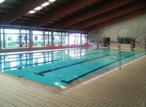 Ha riaperto la piscina coperta di Aosta