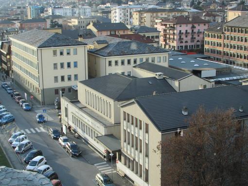 La sede della Usl VdA