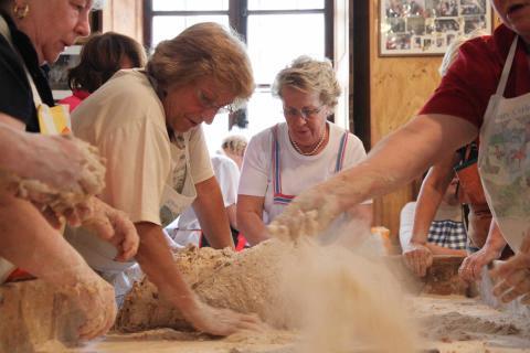 Courmayeur: A Dolonne un tuffo nel passato tra i sapori degli antichi forni