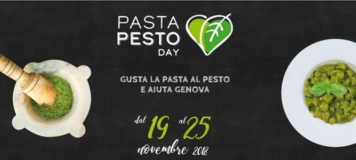 Pasta al Pesto day: è ora di mangiare il pesto per aiutare la Liguria!