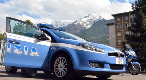 Rapina a mano armata in minimarket ad Aosta