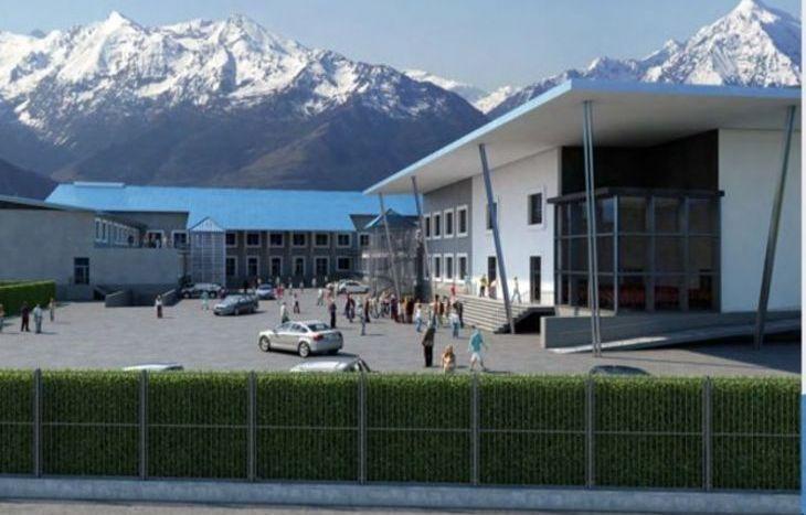 Un mutuo per costruire la scuola polmone a Tzamberlet - Valledaostaglocal.it