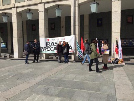 I sindacati della scuola tornano in piazza