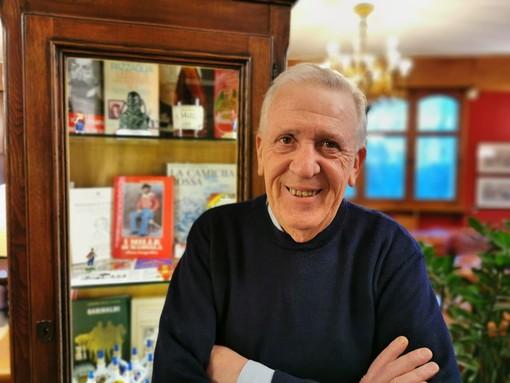 Gustavo Vitale autore del romanzo