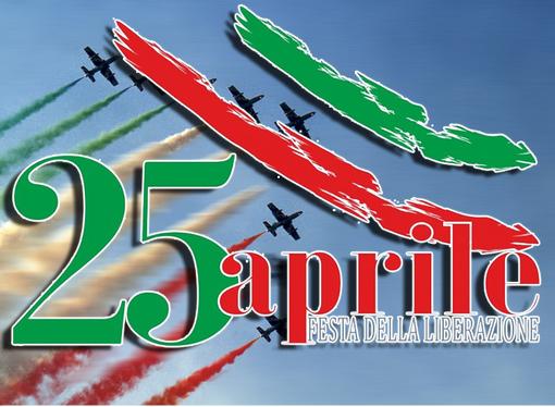 25 APRILE 1945 - 2019 Celebrazione del  74° Anniversario della Liberazione