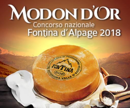 Modon d'or – Concorso nazionale Fontina d'Alpage  Selezionate le 10 Médailles d'or
