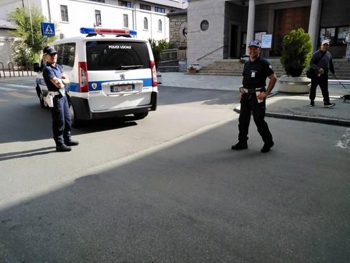 Aosta, sospetto pacco bomba alla Chiesa dell'Immacolata