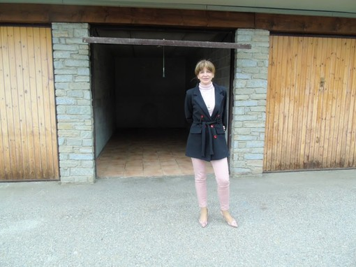 CASA SUBITO IN VALLE D'AOSTA: Garage in affitto a Quart, fr. Rovarey