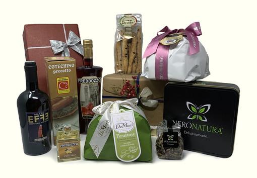 Da NeroNatura il made in Italy dei prodotti AlpiFOOD per regali di Natale dal gusto inconfondibile. VIDEO