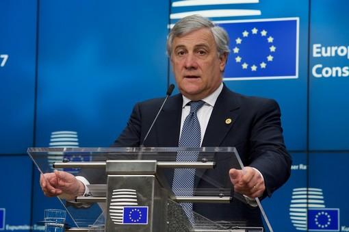 Il Presidente del Parlamento Europeo Antonio Tajani presenta Stavoltavoto.Eu