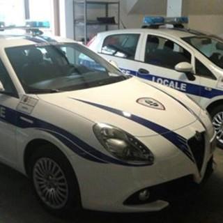 La Polizia locale ha inseguito e bloccato il conducente ubriaco