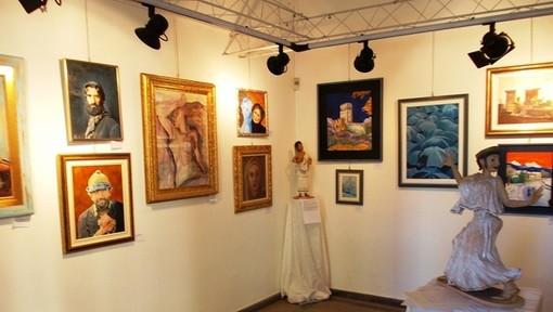 Exposition artisanat 'Oeuvres choisies' à la Salle d'Art d'Aoste