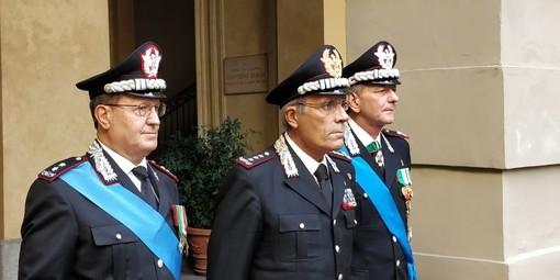 Nuovo comandante Legione carabinieri