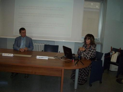 Angelo Pescarmona e Anita Mombelloni