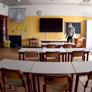 Cinque classi scolastiche in quarantena Covid ad Aosta