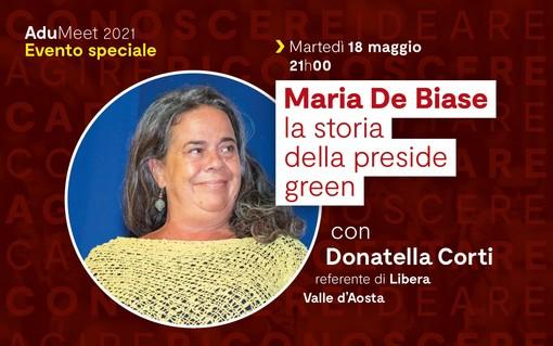 Maria De Biase chiude la prima edizione di AduMeet