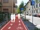 Aosta: Il sindaco gretino sui generis crea i marciapiebici invece di togliere i parcheggi