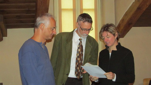 da sin: Fedi, Sartore e Giuliana Lamastra