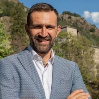 Il sindaco di Quart, Fabrizio Bertholin