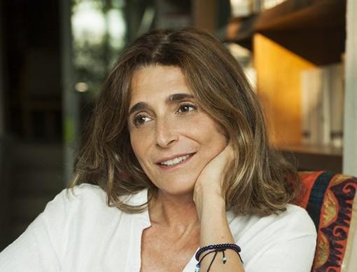 La scrittrice Benedetta Cibrario