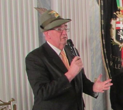 Carlo Bionaz, presidente Ana VdA