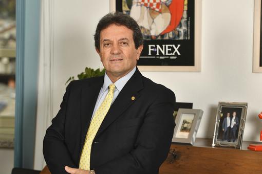 L'assessore regionale alla Sanità, Mauro Baccega