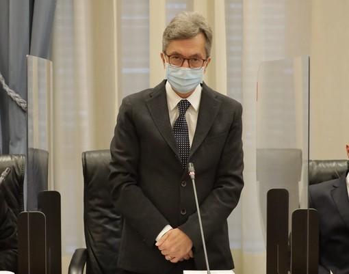 L'assessore regionale alla Sanità, Roberto Barmasse