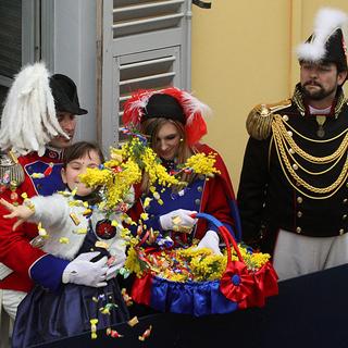 I piccoli Abbà  protagonisti immagine 2020 dello Storico Carnevale di Ivrea