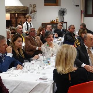Una serata al Circolo valdostano della stampa (immagine di archivio)