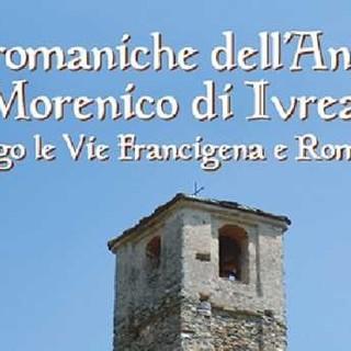 """Ivrea: Chiese Romaniche dell'Anfiteatro Morenico di Ivrea: comunicazione coordinata e cartellonistica """"ad hoc"""""""