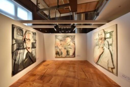 Exposition Castello Gamba, videos en ligne