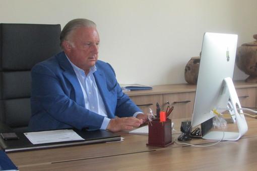 Graziano Dominidiato, presidente Confcommercio-Fipe VdA