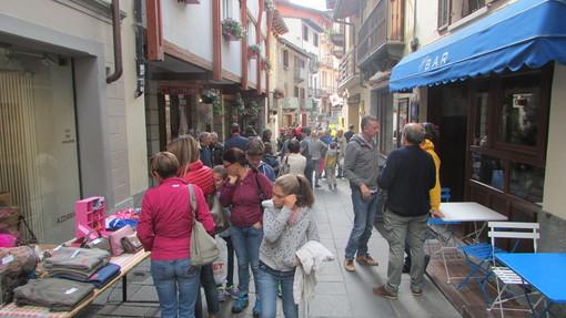 A Courmayeur torna Boutique en Ville-Fora Totte