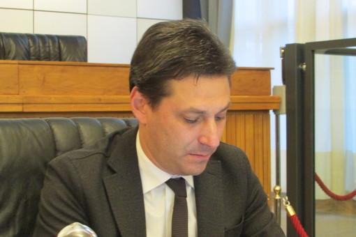 L'assesseur Laurent Viérin