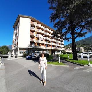 CASA SUBITO IN VALLE D'AOSTA: Bilocale da arredare in affitto ad Aosta, via Croix Noire