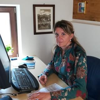 Morena Danna, assessore Comune Montjovet e coordinatore Confagricoltura VdA