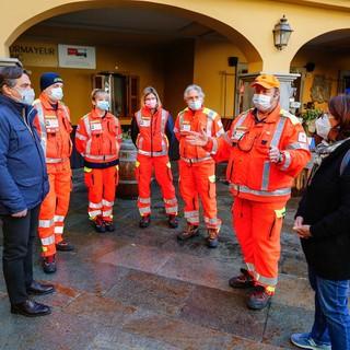 Courmayeur: Installato un nuovo defibrillatore semi-automatico